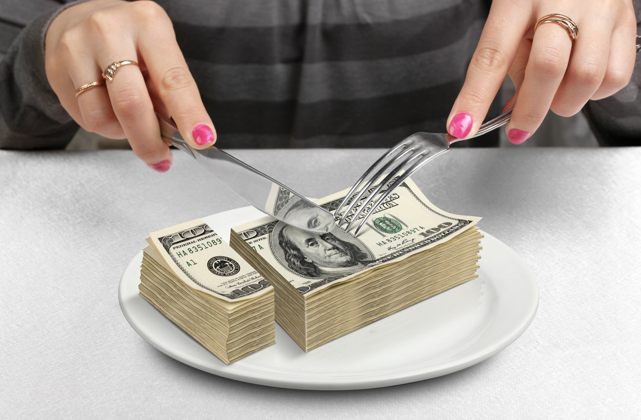 Took a Pay Cut at Work? 3 Money Moves to Make