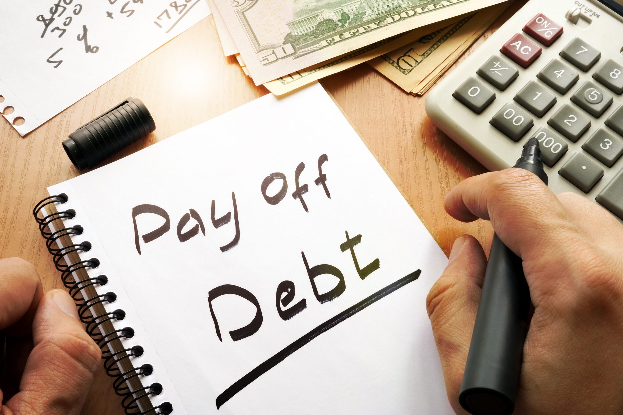Should You Go All-In on Paying Off Your Debt?