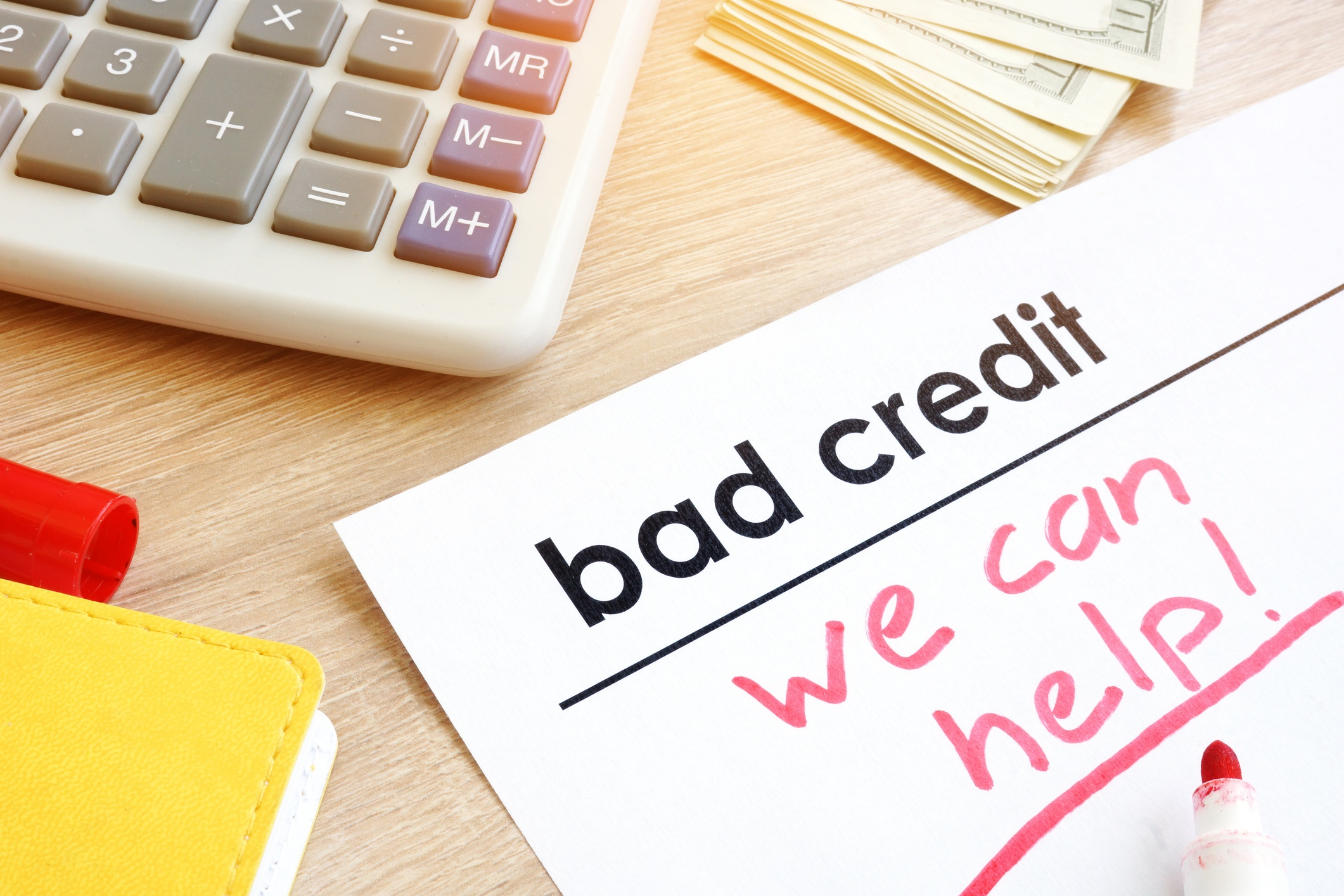The Definitive Guide for Rebuilding Your Credit