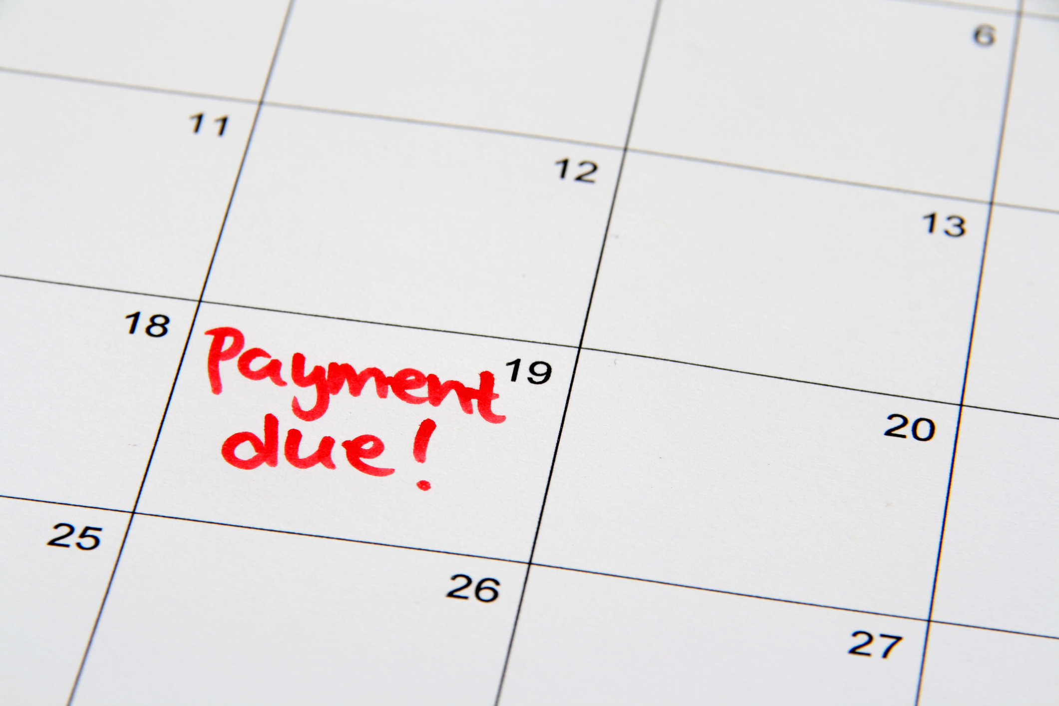 5 Things You Need to Know About Late Credit Card Payment Fees in 2019