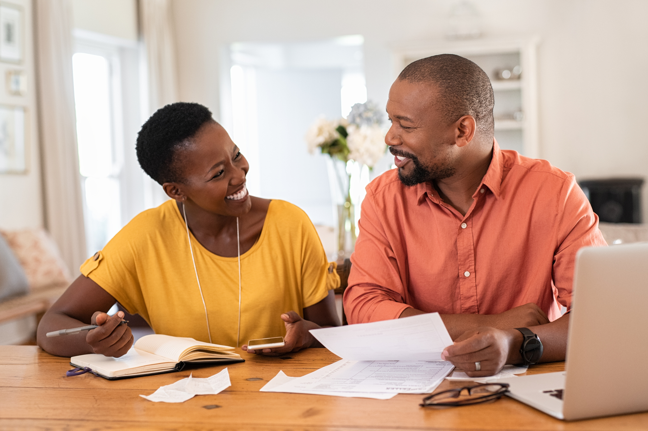 How to Get Your Partner on Board With Your Budget